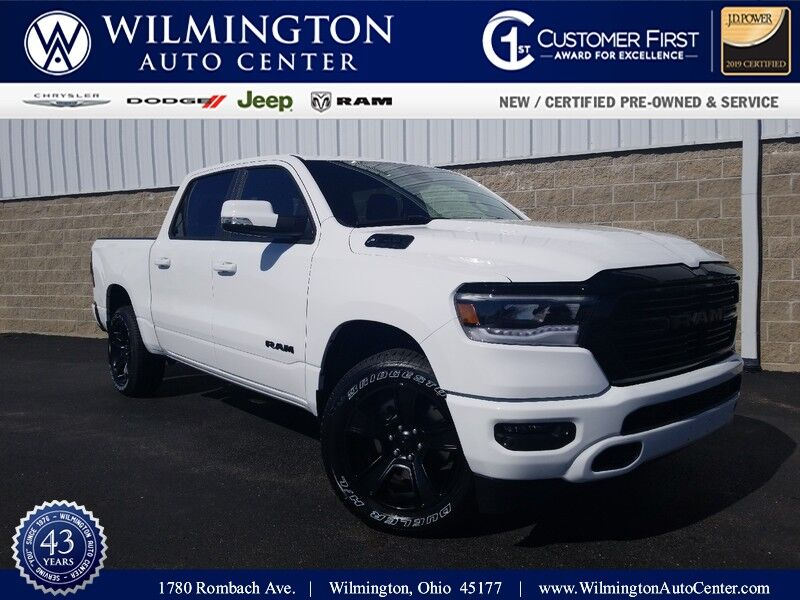 2020 Ram 1500 BIG HORN CREW CAB 4X4 5'7 BOX Wilmington OH