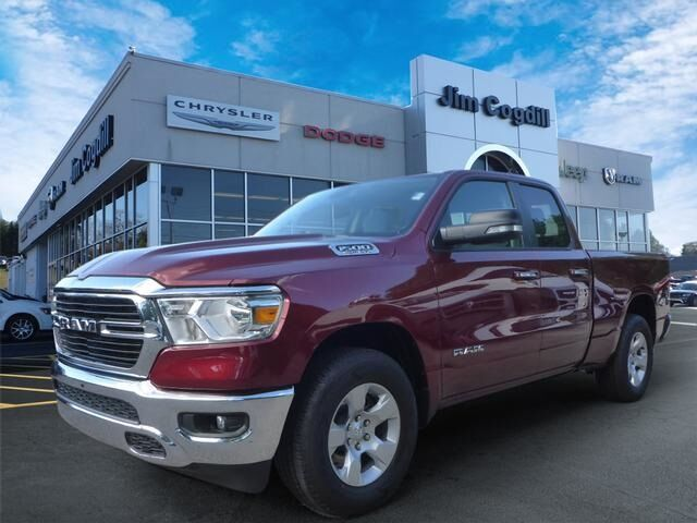 2020 Ram 1500 BIG HORN QUAD CAB 4X2 6'4 BOX