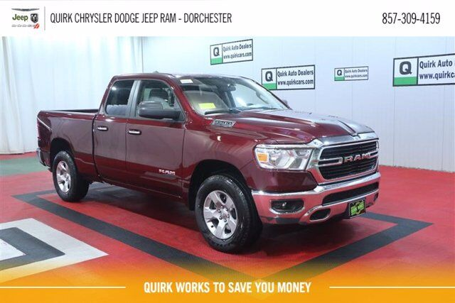 2020 Ram 1500 BIG HORN QUAD CAB 4X4 6'4 BOX Boston MA