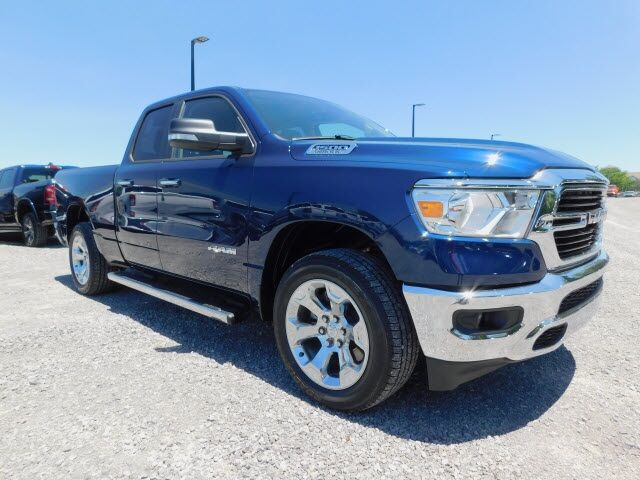 2020 Ram 1500 BIG HORN QUAD CAB 4X4 6'4 BOX Knoxville TN