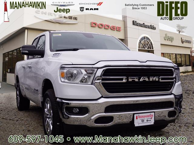 2020 Ram 1500 BIG HORN QUAD CAB 4X4 6'4 BOX Manahawkin NJ