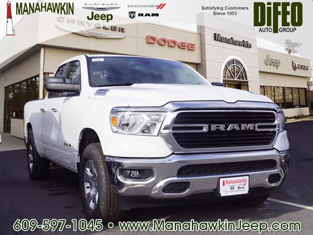 2020 Ram 1500 BIG HORN QUAD CAB 4X4 6'4 BOX