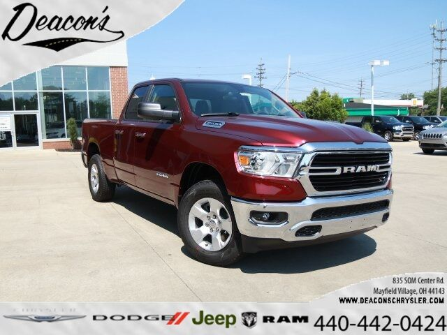 2020 Ram 1500 BIG HORN QUAD CAB 4X4 6'4 BOX Mayfield Village OH
