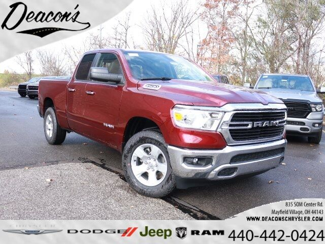 2020 Ram 1500 Big Horn Quad Cab 4x4 6 4 Box