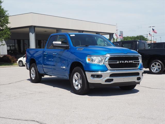 2020 Ram 1500 BIG HORN QUAD CAB 4X4 6'4 BOX Plainfield IN