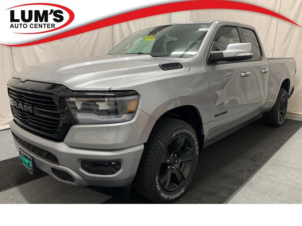 2020 Ram 1500 BIG HORN QUAD CAB 4X4 6'4 BOX Warrenton OR