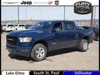 Ram 1500 Big Horn 4x4 Crew Cab 5'7 Box 2020