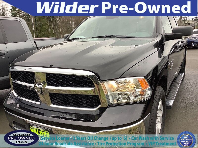 2020 Ram 1500 Classic 4WD Crew Cab SLT Port Angeles WA