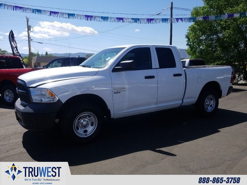 2020 Ram 1500 Classic TRADESMAN QUAD CAB 4X4 6'4 BOX Cortez CO