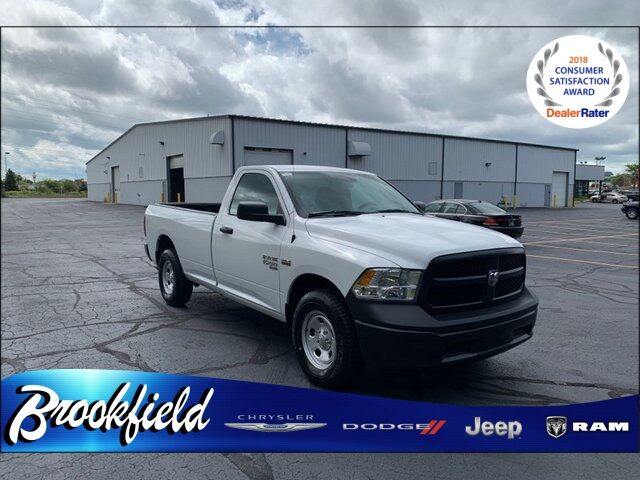 2020 Ram 1500 Classic TRADESMAN REGULAR CAB 4X4 8' BOX Benton Harbor MI