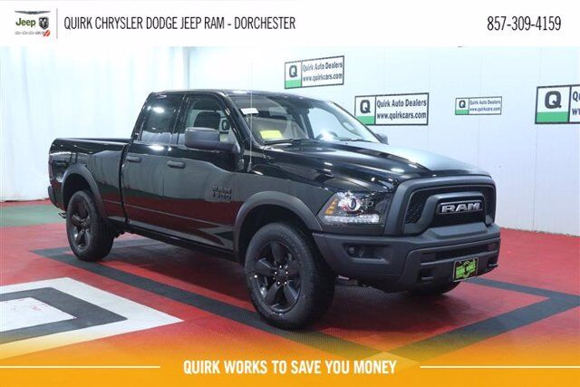 2020 Ram 1500 Classic WARLOCK QUAD CAB 4X4 6'4 BOX Boston MA