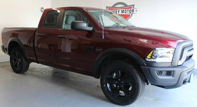 2020 Ram 1500 Classic WARLOCK QUAD CAB 4X4 6'4 BOX South Paris ME