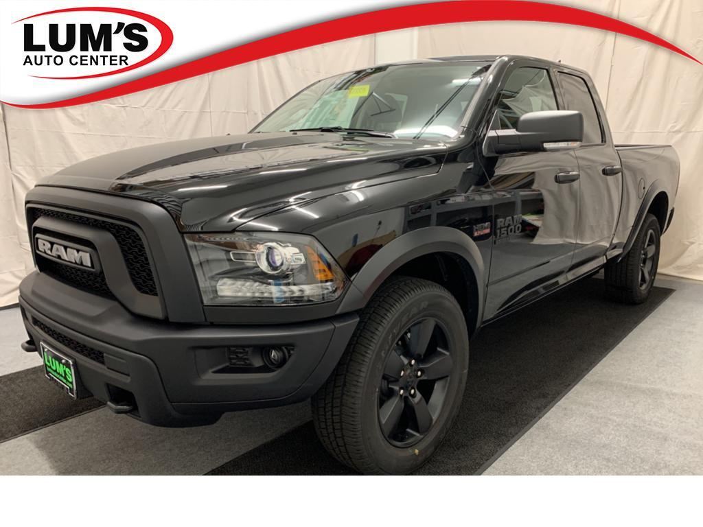 2020 Ram 1500 Classic WARLOCK QUAD CAB 4X4 6'4 BOX Warrenton OR