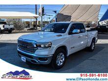 2020_Ram_1500_LARAMIE 4X2 QUAD CAB 6'4 BOX_ El Paso TX