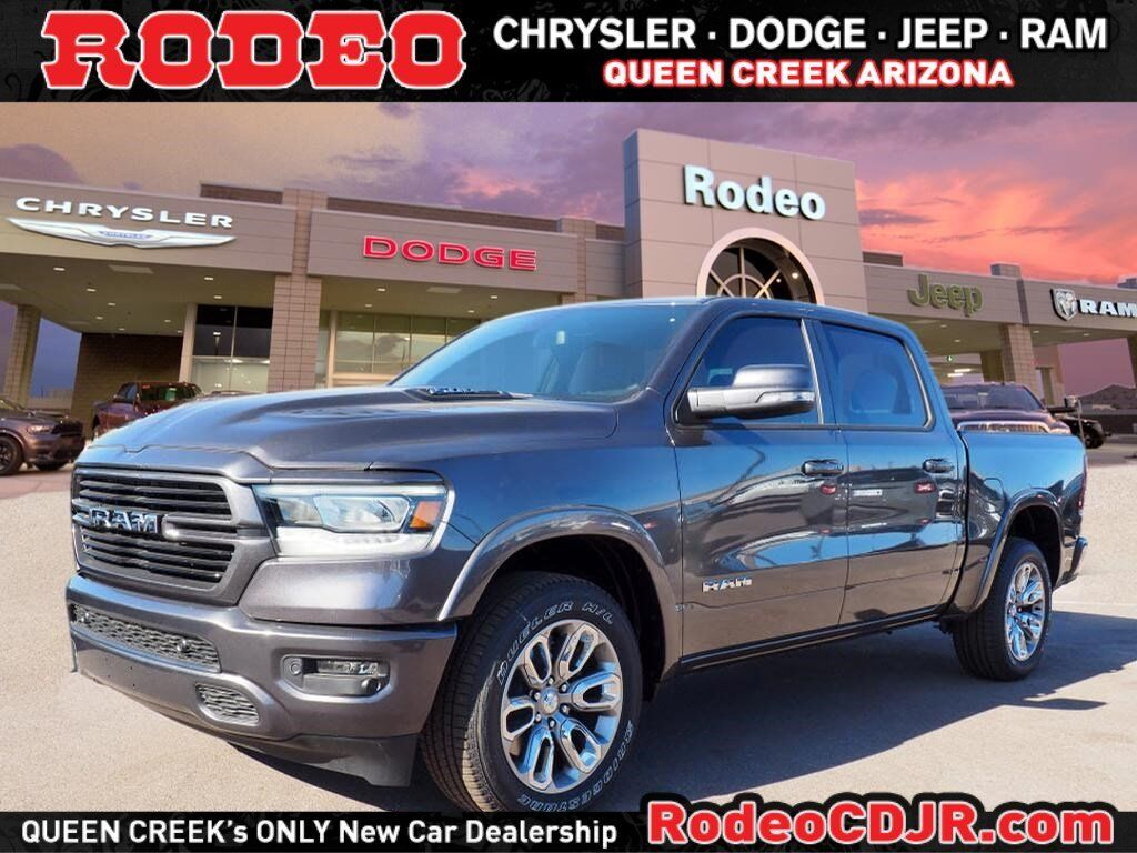 2020 Ram 1500 LARAMIE CREW CAB 4X2 5'7 BOX Queen Creek AZ