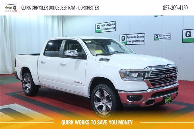 2020 Ram 1500 LARAMIE CREW CAB 4X4 5'7 BOX Boston MA