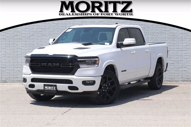 2020 Ram 1500 LARAMIE CREW CAB 4X4 5'7 BOX Fort Worth TX