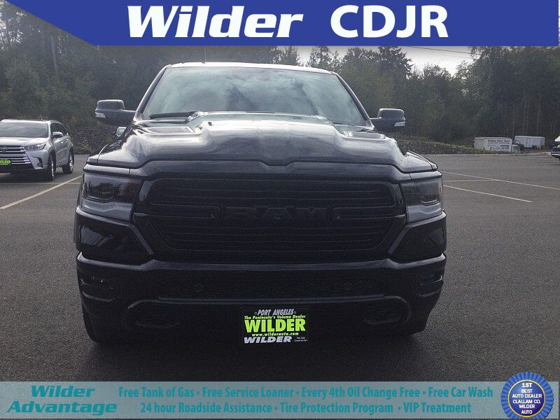 2020 Ram 1500 LARAMIE CREW CAB 4X4 5'7 BOX Port Angeles WA