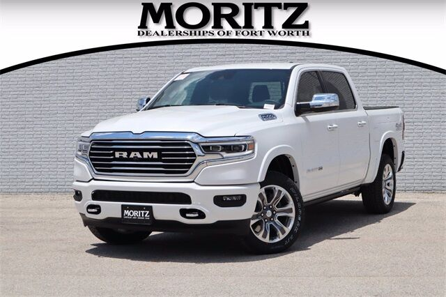 2020 Ram 1500 LARAMIE LONGHORN CREW CAB 4X4 5'7 BOX Fort Worth TX
