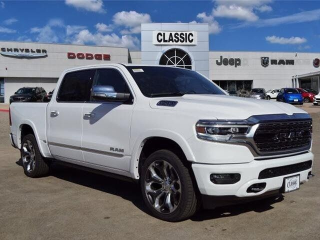 2020 Ram 1500 LIMITED CREW CAB 4X2 5'7 BOX Arlington TX
