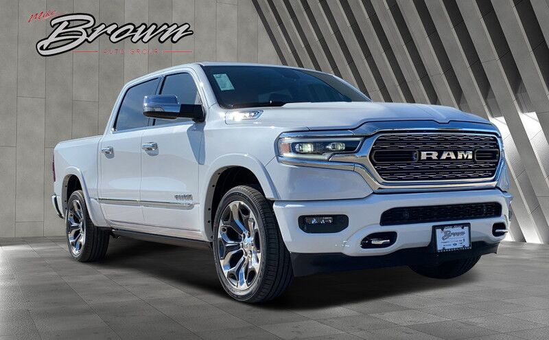 2020 Ram 1500 LIMITED CREW CAB 4X2 5'7 BOX Granbury TX