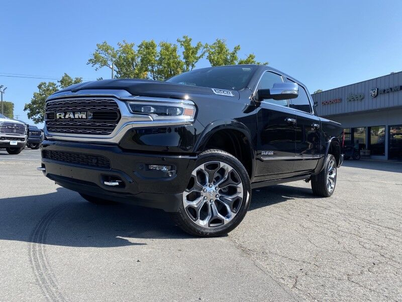 2020 Ram 1500 LIMITED CREW CAB 4X4 5'7 BOX Clinton AR