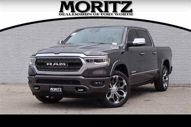 2020 Ram 1500 LIMITED CREW CAB 4X4 5'7 BOX Fort Worth TX