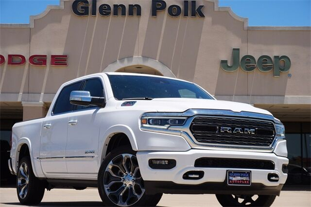 2020 Ram 1500 LIMITED CREW CAB 4X4 5'7 BOX Gainesville TX