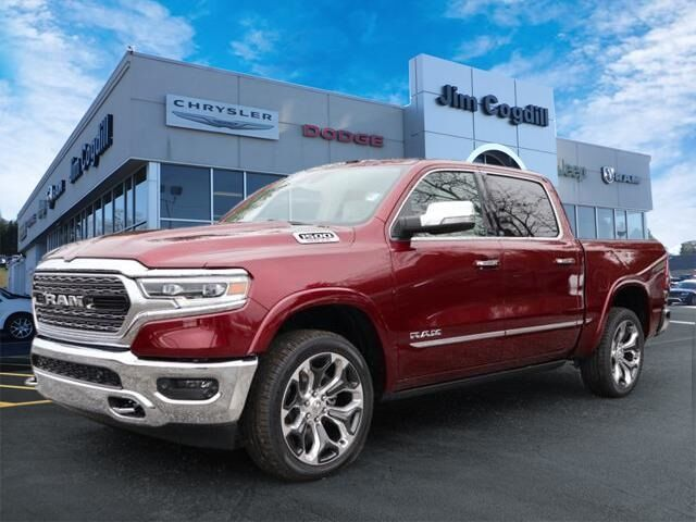 2020 Ram 1500 LIMITED CREW CAB 4X4 5'7 BOX Knoxville TN