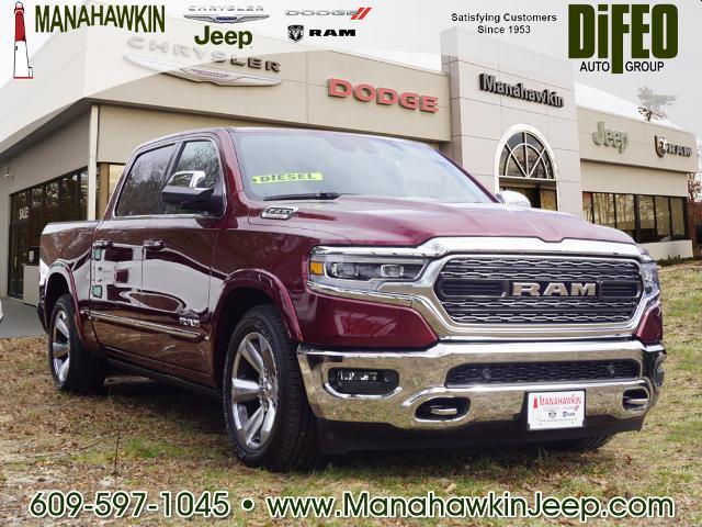 2020 Ram 1500 LIMITED CREW CAB 4X4 5'7 BOX Manahawkin NJ