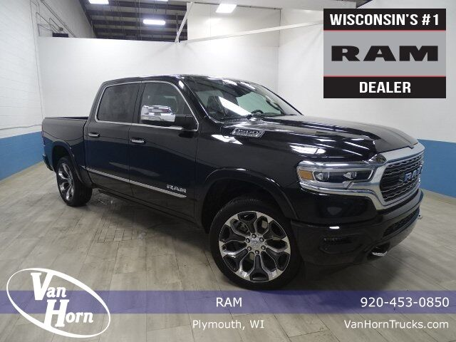 2020 Ram 1500 LIMITED CREW CAB 4X4 5'7 BOX Plymouth WI