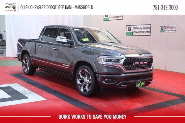 2020 Ram 1500 LIMITED CREW CAB 4X4 5'7 BOX Marshfield MA