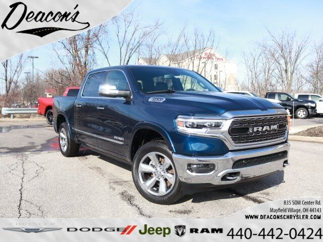 2020 Ram 1500 LIMITED CREW CAB 4X4 5'7 BOX Mayfield Village OH