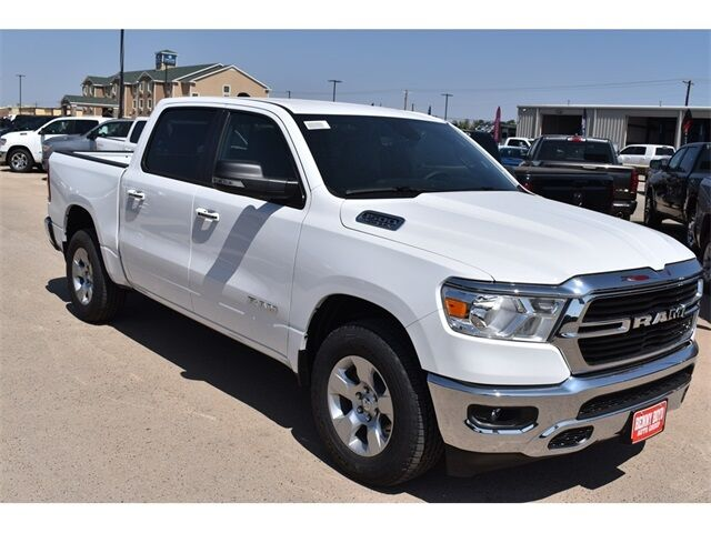 2020 Ram 1500 LONE STAR CREW CAB 4X2 5'7 BOX Andrews TX