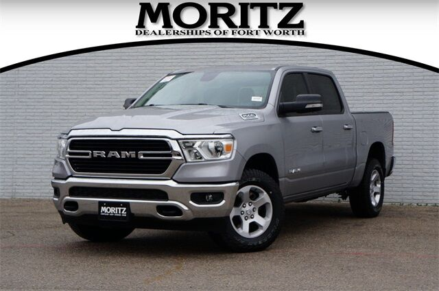 2020 Ram 1500 LONE STAR CREW CAB 4X4 5'7 BOX Fort Worth TX