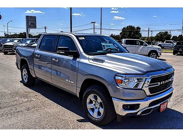 2020 Ram 1500 LONE STAR CREW CAB 4X4 5'7 BOX Andrews TX