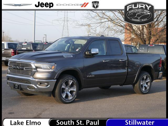 2020 Ram 1500 Laramie 4x4 Quad Cab 6'4 Box St. Paul MN