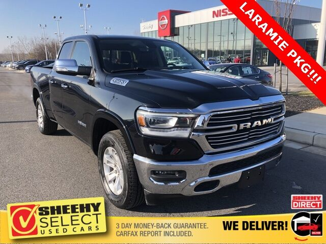 2020 Ram 1500 Laramie White Marsh MD