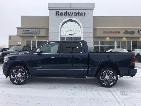 2020 Ram 1500 Limited - Demo Redwater AB