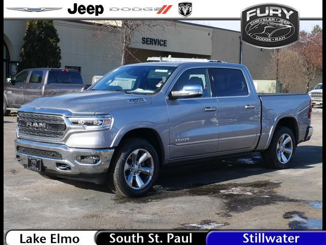 2020 Ram 1500 Limited 4x4 Crew Cab 5'7 Box Lake Elmo MN