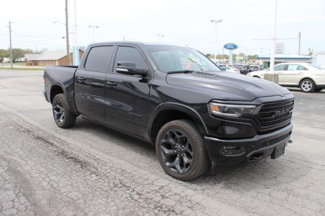 2020 Ram 1500 Limited 4x4 Crew Cab 5'7 Box Fort Scott KS