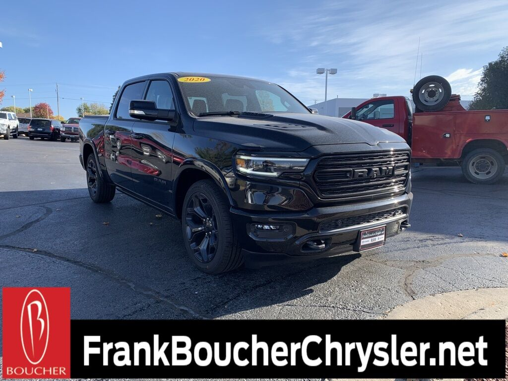 2020 Ram 1500 Limited Janesville WI