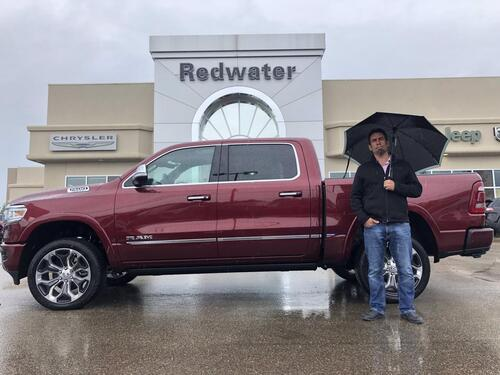 2020_Ram_1500_Limited_ Redwater AB