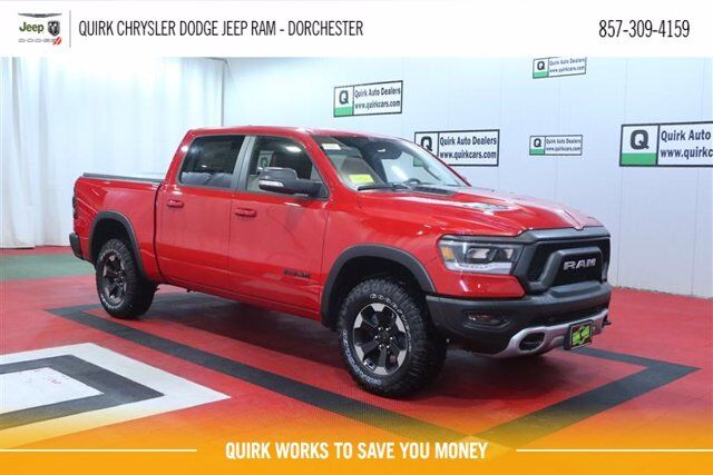 2020 Ram 1500 REBEL CREW CAB 4X4 5'7 BOX Boston MA
