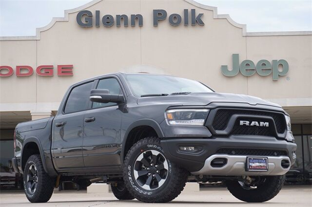2020 Ram 1500 REBEL CREW CAB 4X4 5'7 BOX Gainesville TX