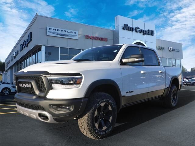 2020 Ram 1500 REBEL CREW CAB 4X4 5'7 BOX Knoxville TN