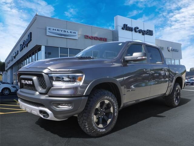 2020 Ram 1500 Rebel Crew Cab 4x4 5 7 Box