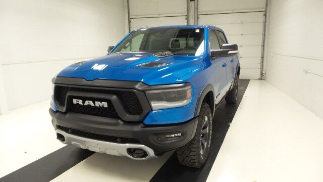 2020 Ram 1500 REBEL CREW CAB 4X4 5'7 BOX Topeka KS