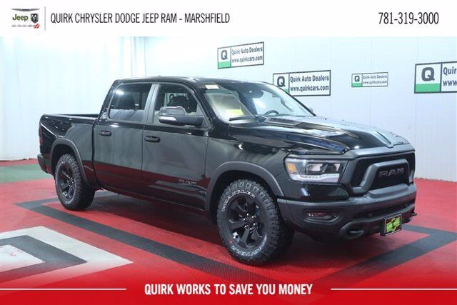 2020 Ram 1500 REBEL CREW CAB 4X4 5'7 BOX Marshfield MA