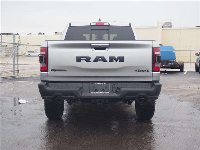 2020 Ram 1500 REBEL CREW CAB 4X4 5'7 BOX Plainfield IN